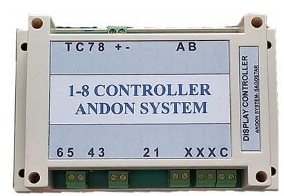 Bộ điều khiển hiển thị vị trí 1