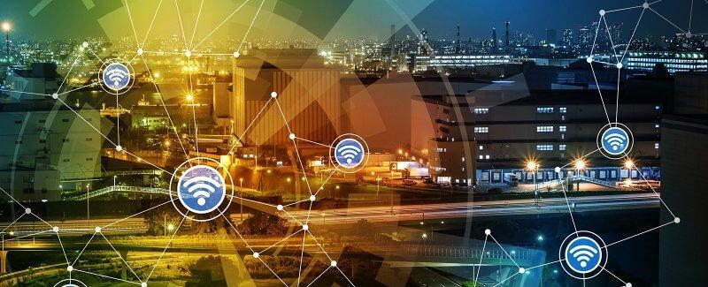 truyền dẫn bằng wifi trong công nghiệp